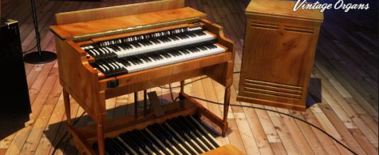 Native Instruments-Vintage Organs Demos