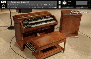 NI Vintage Organs C31 300x195 Native Instruments Vintage Organs Demos